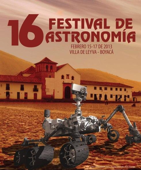 XVI Festival de Astronomía en Villa de Leyva