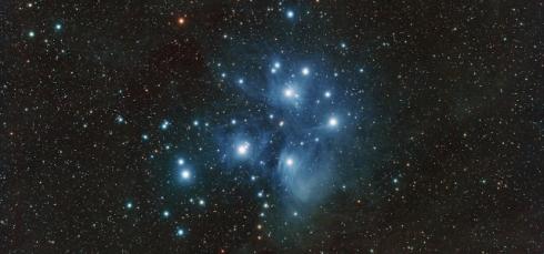 Astronomia - Pleyades