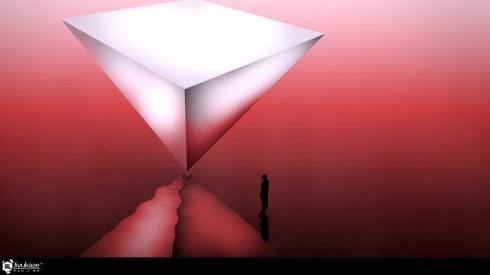 Pyramid Lord. Por Jiyu-Kaze en Deviantart