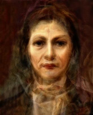 """The Ghost Lady"" por SnoepGames en Deviantart.com. Licencia Creative Commons Attribution-Noncommercial-No Derivative Works 3.0"
