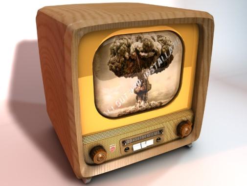 """Tv set"" por frozen0rb en Deviantart.com. Licencia Creative Commons Attribution-No Derivative Works 3.0."