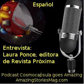 Revista de ciencia ficción Próxima