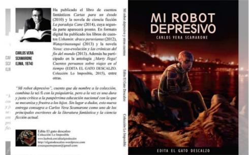 mi robot depresivo y otros cuentos de ciencia ficcion